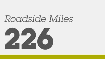 NHTB Roadside Miles